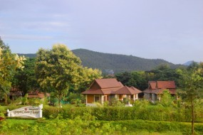 Over View @ Papai Countrylodge Chiangmai